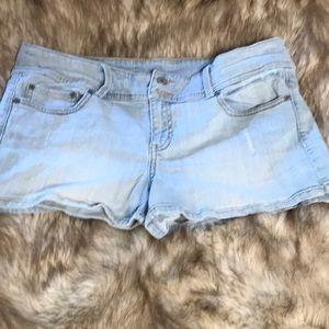 Victoria Secrets Denim Shorts